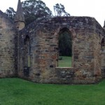 Port Arthur Church Tasmania
