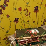 botanicals-gold-yellow-wall