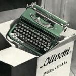 Olivetti Ivrea Italy