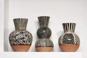 Vases design Bouchara Boudoua