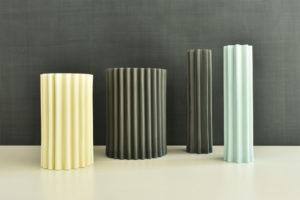 Vasi in ceramica designer Francesca Verardo