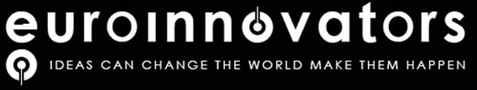 euroinnovators – potenziamento della visibilità di artisti e designer attraverso operazioni di design strategico Logo