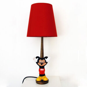 Micky Mouse Lamp design Fanny Justich Austria